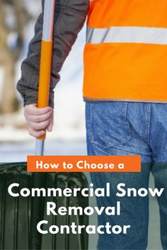 When choosing a snow removal contractor, there are several factors to consider.