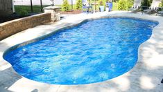 Saltwater Pool Conversion: Cost, Steps, Pros, Cons Fiberglass Pool Manufacturers, Fiberglass Pools, Metal Pool, Pool Plaster, Pools For Small Yards, Automatic Pool Cover, Pool Cost, Pool Chlorine, Pool Sizes