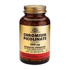 CHROMIUM Benefits: Cravings for sugar and refined carbohydrates; Blood Sugar Balance - Chromium helps maintain normal blood sugar levels; Weight Control - Chromium increases sensitivity to insulin, improving blood sugar control and encouraging the body to use calories to generate heat; Acne - Chromium supplementation may improve acne in many patients, presumably by helping normalize the glucose tolerance in skin cells; Cholesterol