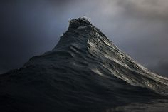 A Black and Blue Life: A Coal Miner Becomes a Photographer of Exquisite Waves…