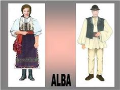 Costum popular zona Alba (Traditional romanian costume from Alba county) Traditional Outfits, Romania, Diy And Crafts, Costumes, Popular, 1 Decembrie, Kids, Clothes, Blouse