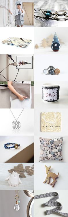Neutral tones by Sani on Etsy--Pinned with TreasuryPin.com