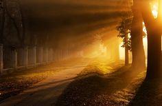 A Fairytale Sunset...WOW