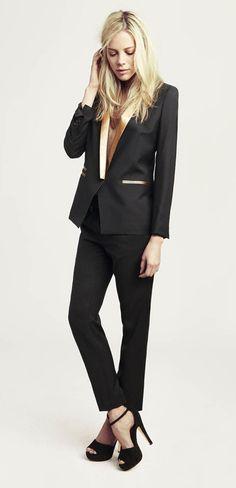 Kooples women's suit jacket