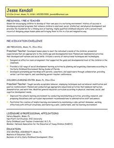 10 Resume Objective for Preschool Teacher 9 Preschool Teacher Resume, Elementary Teacher Resume, Teaching Resume, Teacher Resume Template, Teacher Resumes, Resume Templates, Preschool Teachers, Teaching Skills, Kindergarten Art