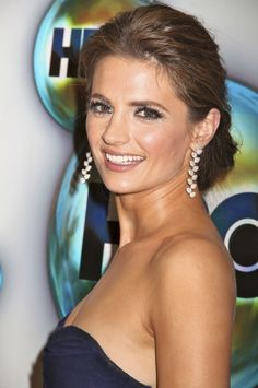 #StanaKatic at the HBO Golden Globes After Party (2012)