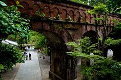 https://flic.kr/p/eKmDEe | Nanzen-ji Zen temple / 南禅寺水路閣 1