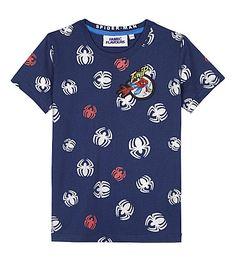 FABRIC FLAVOURS - Spiderman cotton T-shirt 3-8 years | Selfridges.com