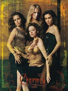 Charmed....my guilty TV viewing post Piper.