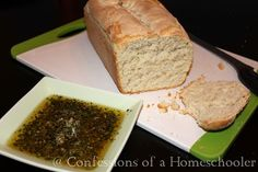 carrabba's bread and dipping sauce