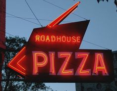 Roadhouse Pizza - check out the incredible pizza & other menu selections.