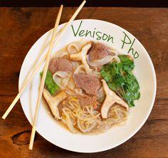 Venison Pho