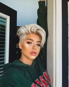 Bob Haircuts For Women, Short Hairstyles For Women, Hairstyles With Bangs, Summer Hairstyles, Teen Hairstyles, Casual Hairstyles, Pixie Haircuts, Medium Hairstyles, Braided Hairstyles