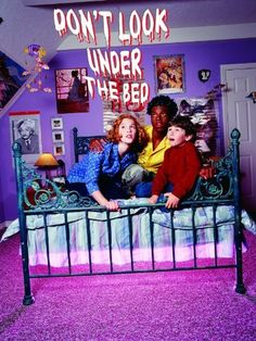 Disney's Dont Look Under the Bed - Click Photo to Watch Full Movie Free Online.