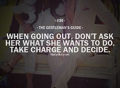 that's what women want ;)  Gentleman's Guide credits to Hplyrikz