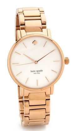 Kate Spade New York Gramercy Bracelet Watch. MIght be the one