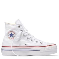 ceb686bcfdd07b Buy Chuck Taylor All Star Platform -  120 Converse All Star White