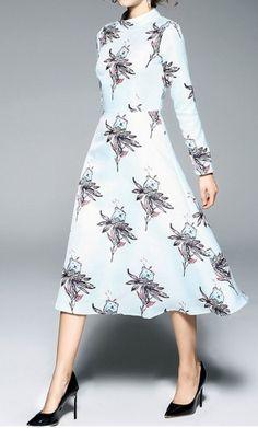 936b3970ca $29.99 Chicnico Feeling Gorgeous Floral Print Dress | Dresses ...
