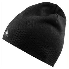 c1b84ddc417 ADIDAS Essential Corporate Beanie Hat Mens Winter Hats For Men