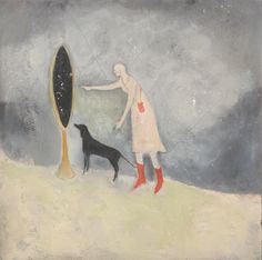 portal ~ oil on canvas ~ by jeanie tomanek