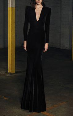 Alex Perry Colton Lurex Strapless Cuff Lady Dress