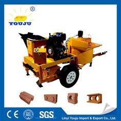 model:m7mi clay block making machine