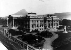 Parliament House in Cape Town