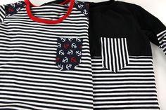 3bcfcbc00f44fc Brusttasche auf T-Shirt aufnähen - So geht s