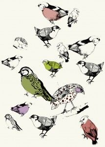 Amy Mingkwan pattern/print