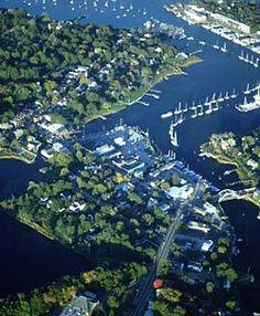 Wickford, Rhode Island       #VisitRhodeIsland