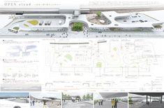 新山口駅表口駅前広場 整備設計プロポーザル 川辺直哉建築設計事務所 NAOYA KAWABE ARCHITECT & ASSOCIATES