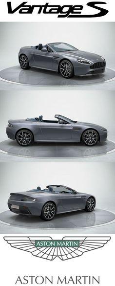 Aston Martin V8 Vantage S. Design your dream Aston Martin with our configurator. http://www.astonmartin.com/configure #AstonMartin