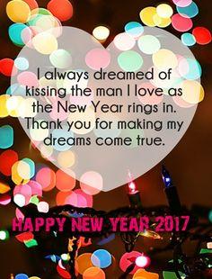 Romantic Happy New Year Quotes 2017