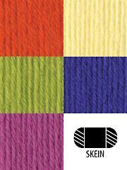 Universal Yarn Classic Worsted, acrylic and wool, machine wash cold 3.5 oz.