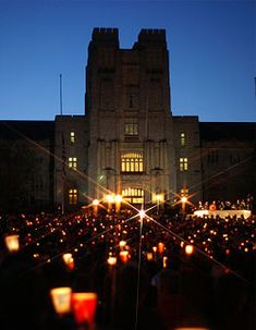 Best Vt Images On Pinterest  Virginia Tech Hokies Virginia Tech  Candlelight Vigil  Virginia Tech  Last Year Of High School Essay also Writing Help Online Smu  Compare Contrast Essay Papers