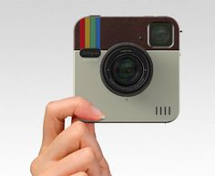 Real-Life Camera Could Print Like a Polaroid Instagram Apps, Fotos Do Instagram, Instagram Logo, Photo Instagram, Instagram Wedding, Facebook Instagram, Ipad Mini, Application Instagram, Logo