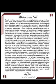 """Funai militarized """"Party of the leader of the government to fear in the chamber, André Moura, indicated the general peternelli for the post of President of the national Indian Foundation (Fun…"""
