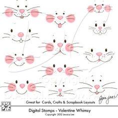 easterbunni rabbit, easter paper crafts, bunni face, clip art, easter bunni, bunny graphics, easter bunny, printabl, design