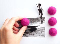 Fantastic Felt: 20 Modern Handmade Finds | Dotcoms for Moms