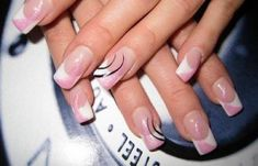 Luv french manicure designs....