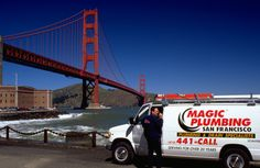 When you need a plumber you should call an accredited BBB plumber in San Francisco Magic Plumbing has convenient appointment times.