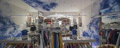 Carla LLimona, Botiga de Roba Marinera Summer Decoration, Closet, Shopping, Home Decor, Armoire, Decoration Home, Room Decor, Interior Design, Closets