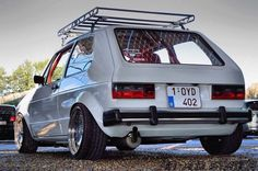 .This is what I need to go with my MK6!