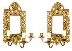 mirror wall light