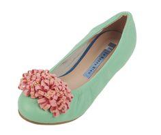 fun for spring!    http://shop.lebunnybleu.com/collections/collection/products/maria-volume-ballet-flats