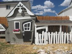 Dr. Seuss #chicken #coop! Perhaps a project for Corey??