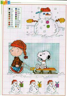 Snoopy & Charlie Brown Winter
