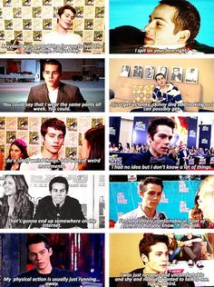 Just Dylan being Dylan