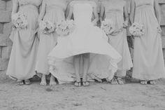 Rustic Glamour: A California Beach Wedding - Bridal Musings Wedding Blog
