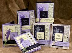 The Efficient Crafter: OWH Sketch #183 Meets Wisteria